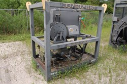 1 - Gulf Coast Mfg. Hydroplex Hydroplex High-Pressure Pump Skid