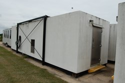 1 - 8' x 20' Conference Room Trailer