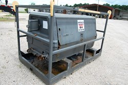 1 - Ingersoll Rand P185WJD Skid Mounted Air Compressor