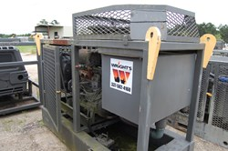 1 - Gulf Coast Mfg. Skid Mounted Hydraulic Power Pack