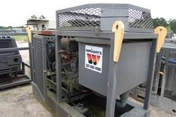 1 - Gulf Coast Mfg. Skid Mounted Hydraulic Power Pack