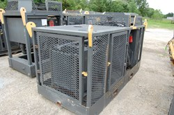 1 - Perkins  Skid Mounted E-Line Hydraulic Power Pack