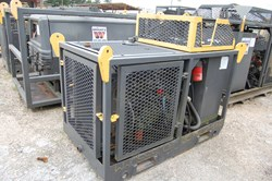 1 - Perkins Perkins Skid Mounted Hydraulic Power Pack
