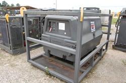 1 - Ingersoll Rand P185WIR Skid Mounted Air Compressor