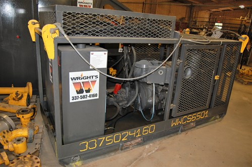 363 Bankruptcy Auction of Well Control Services Equipment