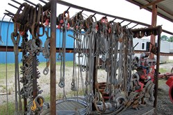 1 - Wire Lifting Chain