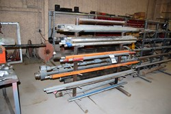 1 - Huge Inventory of E-Line Tooling