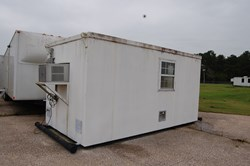 1 - 15' x 8' Office Trailer