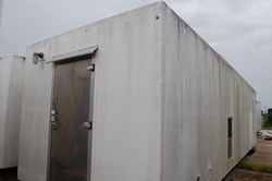 1 - 35' x 8' Office Trailer