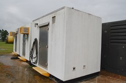 1 - 8' x 12' Office/Utility Trailer