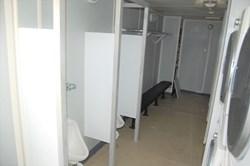 1 - Mobile Shower/Washroom Trailer