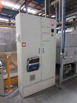 1 - Kanaf Injection Moulding Machine