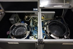1 - Crown 12M2H, 15M2H Vibratory Bowl Feeder