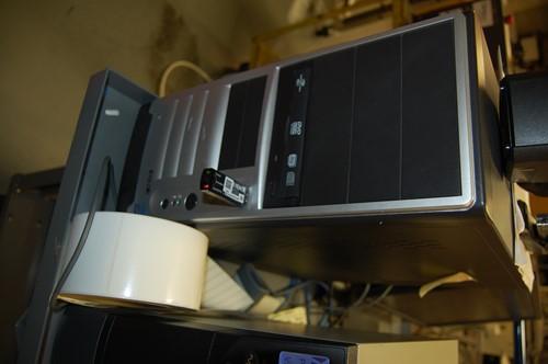 Solar Panel Manufacturer - Online Auction - 1 - Zebra ZM400 Label