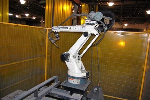 Pro-Weld, LLC - Webcast Auction - 1 - OTC Daihen DR-4000 Robotic