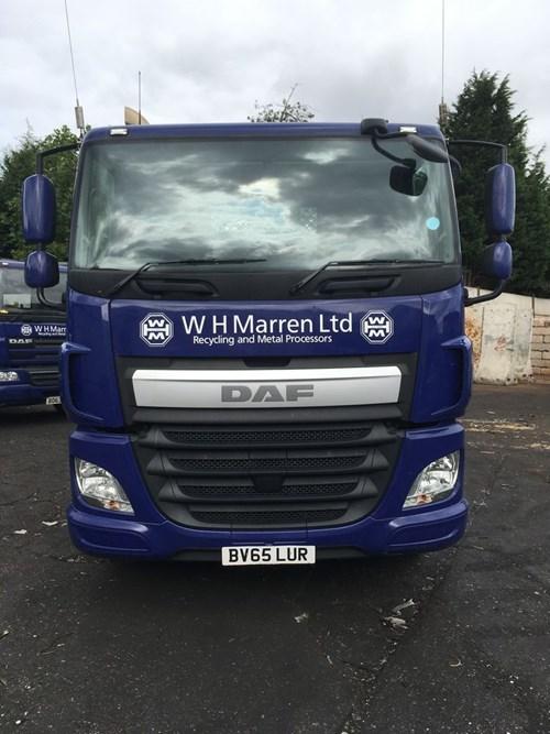 W H Marren Limited - Online Auction - 1 - DAF CF 370 Euro 6