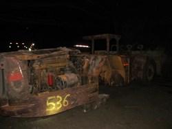1 - Jarvice Clark EJC220 Scoop Tram Loader