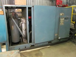 1 - Atlas Copco GA1107 147-HP Air Compressor