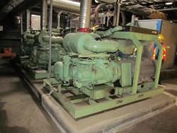 1 - Sullair LS25-200L/A 200-HP Air Compressor