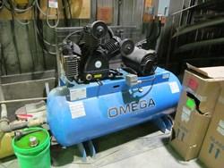 1 - Omega TK-100120-02M 10-HP Air Compressor