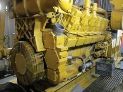 1 - Tamper SG-1518 1,000-KVA Generator Set