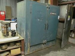 1 - Grieve 5' x 5' Double Door Gas Fired Oven