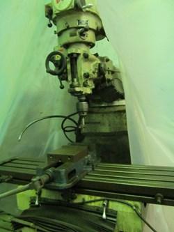 1 - First LC-185C5 3-HP Vertical Milling Machine