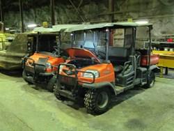 1 - Kubota RTV1140 All Terrian Vehicle