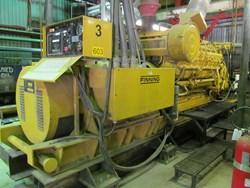 1 - Kato 1030-680361111 1,030-KVA Generator Set