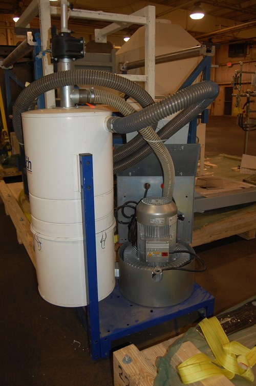 Dow Chemical - Online Auction - 1 - Main Tech 4 8 KW Vacuum Blower