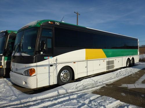 Saskatchewan Transportation Company - Sealed Bid - 1 - 2007 MCI
