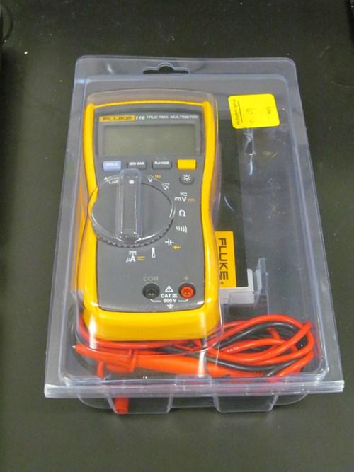 Juicero - Online Auction - 1 - Fluke 116 TRUE RMS Multimeter