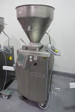 1 - Vemag DP3 Type 138 Filler