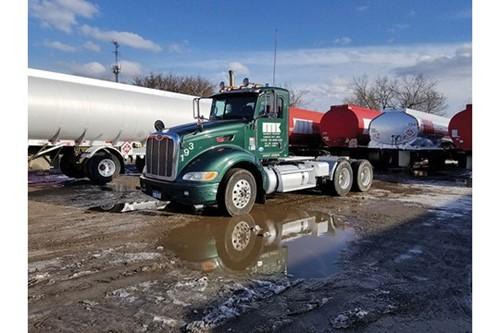 Fuel Hauling Trucking Fleet - Webcast Auction - 1 - 2012
