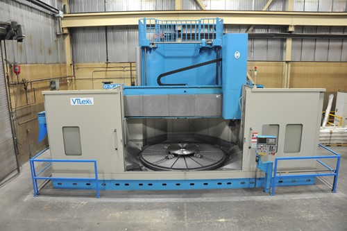Complete Large Capacity CNC Machining Facility