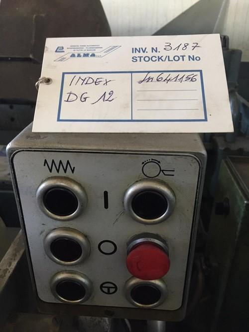 Risparmio - For Sale - 1 - Index DG 12 Single Spindle Automatic Lathe