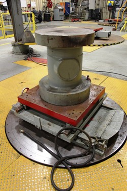 1 - Preston  MA1212HD Welding Manipulator