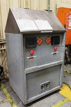 1 - PDS-BARTECH 30.1343 Induction Heater