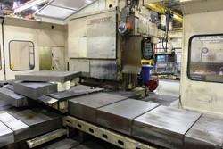 1 - Giddings & Lewis G60TX CNC Horizontal Boring Mill