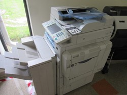 1 - Ricoh Scan/Copy Printer