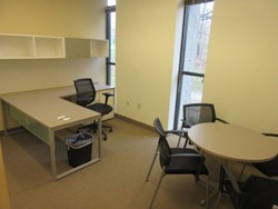 1 - Lot Contents Office Furniture -  Fixtures & Equipment