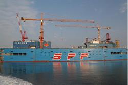 1 - Floating Dock
