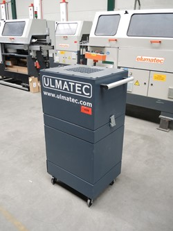 1 - Ulmatec ISF 3-2-1/2.0 T Mobile 4-Column Truck Extractor