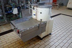 1 - Special Purpose Twin Station Free Standing Mixer