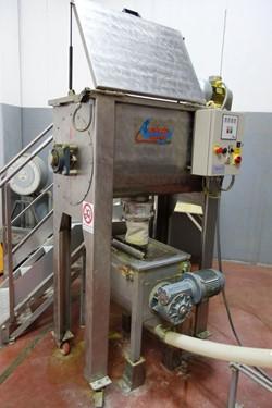 1 - Cavicchi MOR19 Stainless Steel Horizontal Ribbon Blender
