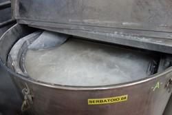 1 - Stainless Steel Tank
