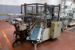 1 - CTM Vertical Box Vertical Cartoning Machine