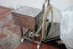 1 - Mobile Stainless Steel Cased Pump