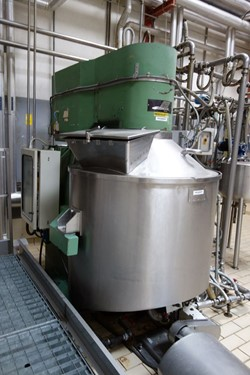 1 - Condor PPO 600 Mixer