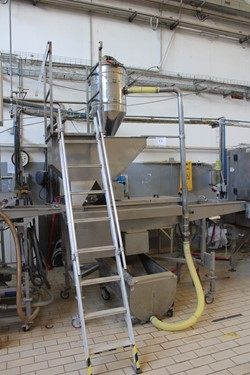 1 - Meta Meccanica Vitality/Panatrice Model FK500/Panatrice Seed Coating Station